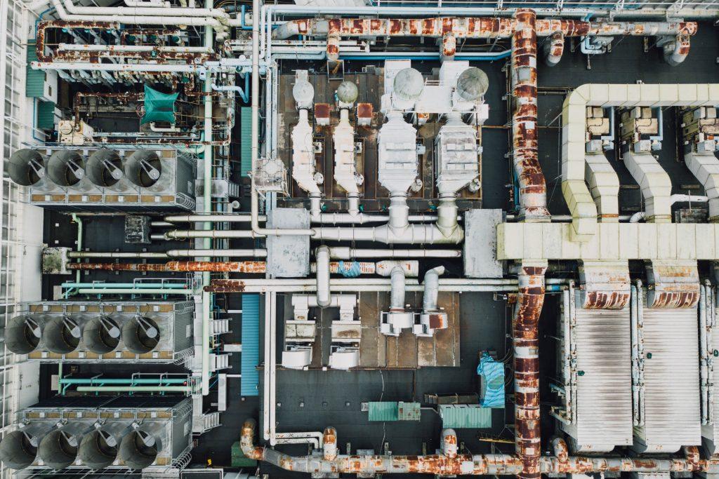 impianti industriali su richiesta